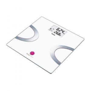 بيورير ميزان قياس الوزن الإلكتروني مع بلوتوث , BF 710