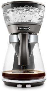 ماكينة تقطير القهوة كليسيدرا من ديلونجي ,DLICM17210