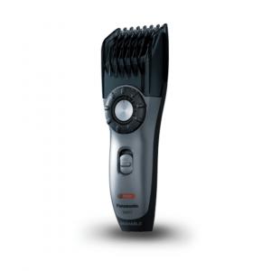 باناسونيك ماكينة تشذيب وحلاقة الشعر الفضية,ER-217