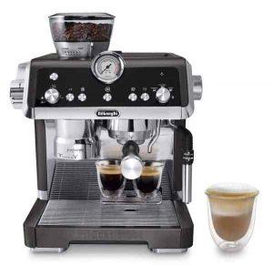 ديلونجي بـمضخة إسبرسو لتحضير القهوة الطازجة ,DLEC9335.BK,