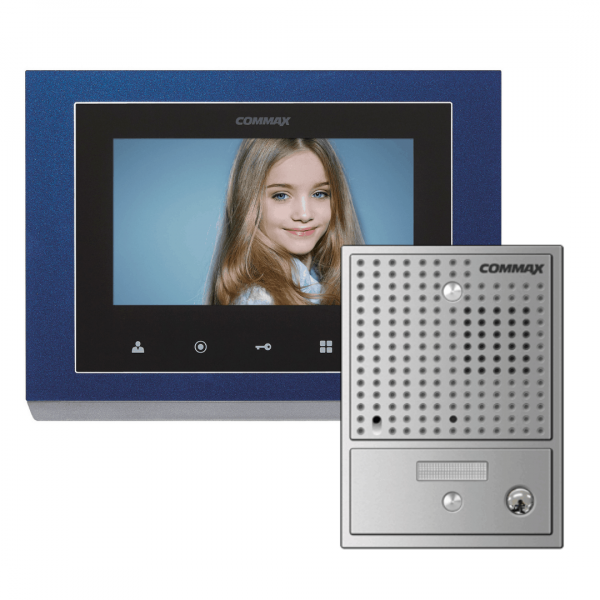 يعمل على منحك مراقبة تامة للمنزل.حيث لديها وظيفة أمان معززة مراقبة CCTV ، كما ان بها مستشعر الأمان ويمكن تثبيتها في جميع الامكان